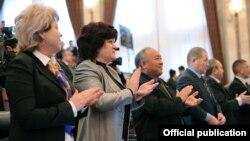 Кыргыз парламенти, 30-ноябрь, 2011-жыл.