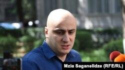 Nika Melia este acuzat de incitare la revoltă, în cursul demonstrațiilor anti-guvernamentale și anti-rusești izbucnite pe 20 iunie