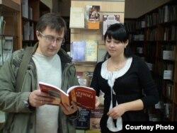 Библиотека Украинской литературы в Москве. 2009 год