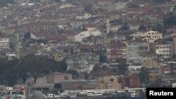 Թուրքիա - Տեսարան Ստամբուլից. արխիվ