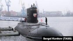 Дизель-електричний підводний човен «Великий Новгород», побудований для Чорноморського флоту РФ