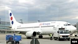 Avion iz flote JAT airwaysa