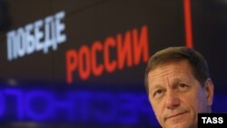Президент ОКР Александр Жуков