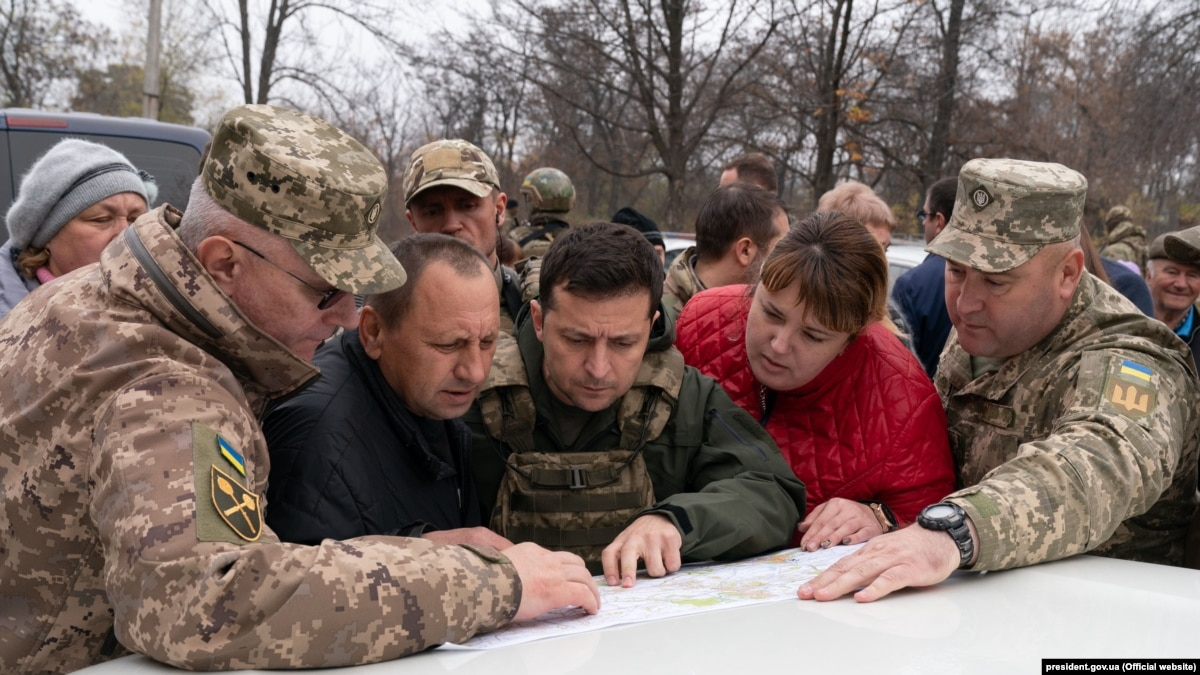 Наконец президент Украины похоронит наивные иллюзии €? Елисеев о встрече Зеленского с Путиным