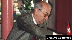 Віктар Карчной, 1993