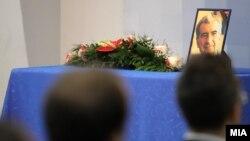 Комеморативна седница во седиштето на СДСМ по повод смртта на првиот претседател на Македонија Киро Глигоров