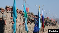 Around 2,000 troops from Armenia, Belarus, Kazakhstan, Kyrgyzstan, Russia, and Tajikistan are conducting five days of war games.