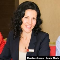 Лидия Смола, профессор Киевского политехнического университета, доктор политических наук