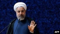 Presidenti iranian, Hassan Rohani