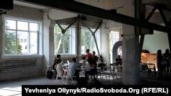 Одно из помещений фонда «Изоляция» в Киеве