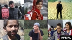 "Images from ""RFE/RL's Best of 2012"" award-winning reports."