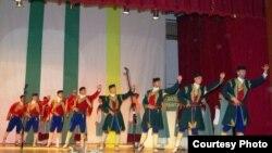 Меѓународниот фолклорен студентски фестивал во Скопје во 2011 година.