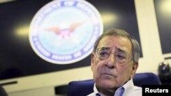 Американскиот секретар за одбрана Леон Панета