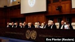 Судьи Международного суда ООН, Гаага, Нидерланды