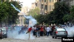 Столкновения в Каире 13 августа 2013 года