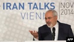 Иранскиот министер за надворешни работи Џавад Зариф.