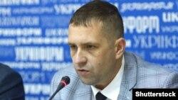 Постійний представник президента України в Автономній Республіці Крим Борис Бабін