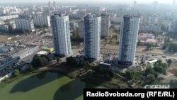 Однокімнатну квартиру в новобудові на Оболоні Лавренюк купила за більш як мільйон гривень