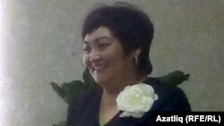 Гөлсинә Әхмәрова