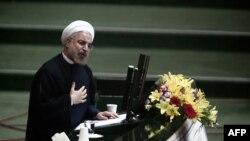 Хасан Роухани, 15-август, 2013-жыл