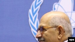 محمد البرادعی، مدیر کل آژانس بین المللی انرژی اتمی