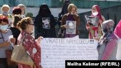Protest u Sarajevu, 24. septembar