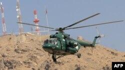 Вертолет Ми-17.