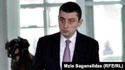Глава МВД Георгий Гахария