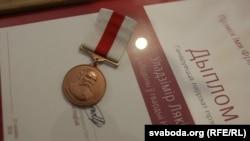 У Менску назвалі ляўрэата прэміі Францішка Багушэвіча. Фотарэпартаж