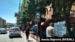 Нови пазар - едно от новите огнища на COVID-19 в Сърбия