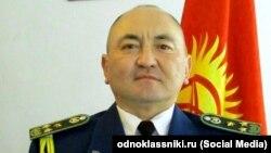 Таалай Кожошев.