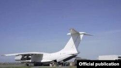Չինաստանից ժամանած օդանավը բժշկական պարագաներ և սարքավորումներ է բերել Հայաստան, մայիս, 2020թ.