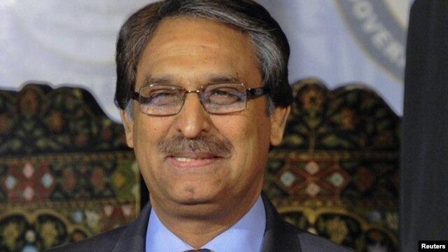Pakistani Foreign Secretary Jalil Jilani