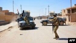 Ирак аскерлери.