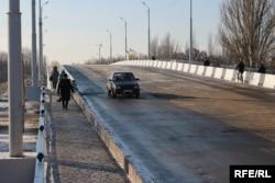 Костянтинівський шляхопровід. Архівне фото