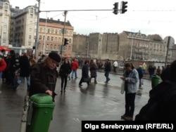 Окрестности Восточного вокзала в Будапеште