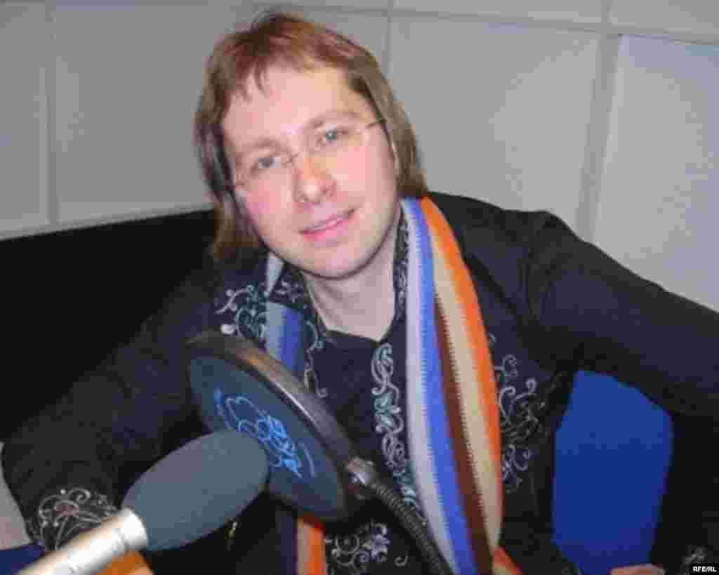 Кандидат юридических наук Илья Рассолов