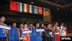 2009-жылы, 25-январда Эл аралык бокс мелдеши өткөн
