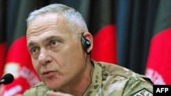 Генерал-лейтенант армии США Джеймс Терри.