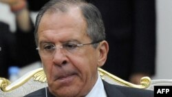 "Russian Foreign Minister Sergei Lavrov: ""An attempt to meddle in our internal affairs"""