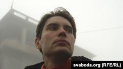 Belarus - Viktar Marcinovich, journalist