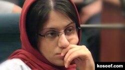 Parastoo Dokouhaki (file photo)