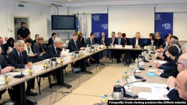 Žaljenje zbog secesionističke retorike na svim stranama: Vijeće za implementaciju mira