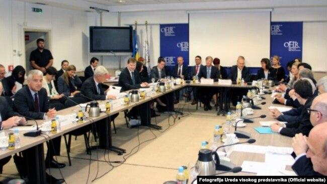 Ambasadori Upravnog odbora PIC izrazili su zabrinutost zbog ozbiljne političke situacije do koje je u BiH došlo