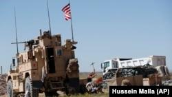 ایالات متحده هماکنون حدود دو هزار نیرو در سوریه دارد.