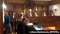 Մոլդովայի Սահմանադրական դատարանի նիստը, արխիվ