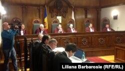 Уставниот суд на Молдавија