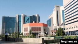 International Hotel Tashkent меҳмонхонаси.