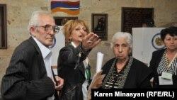 Ընտրություններ Հայաստանում, արխիվ