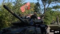Proruski separatisti u blizini Donjetska